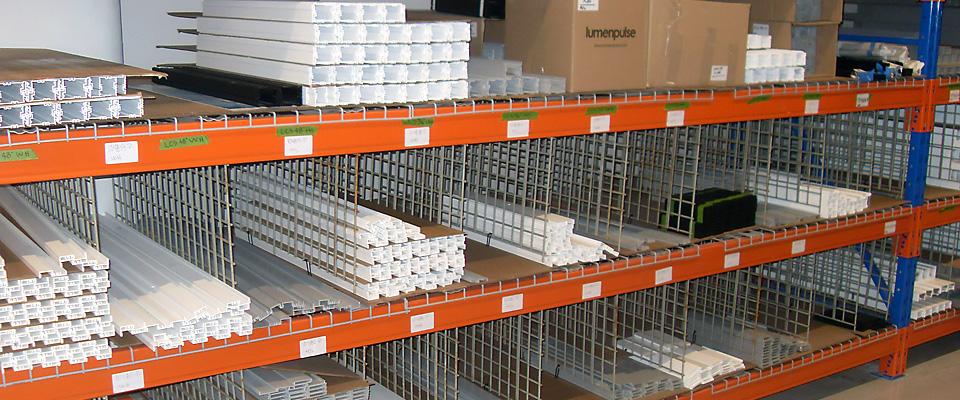 Industriel etageres equipement industriel rc - Etagere metal industriel ...