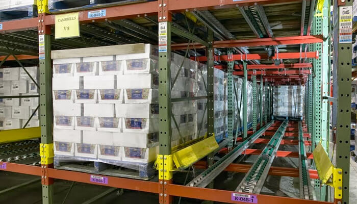 Racking for Production - Equipement Industriel RC