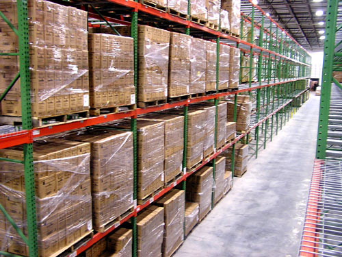 Pallet Racking Systems - Equipement Industriel RC