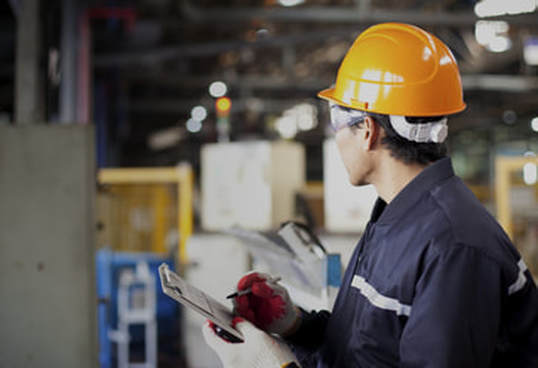 Warehouse Compliance and Maintenance Services - Equipement Industriel RC