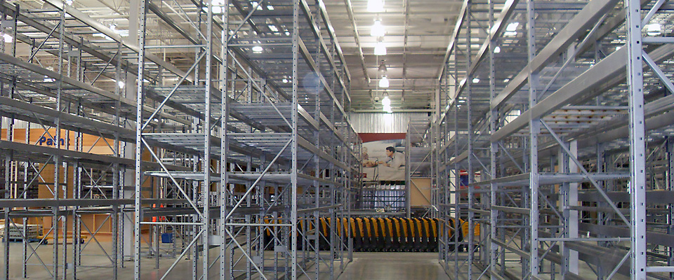 Pallet Racking from Equipement Industriel RC