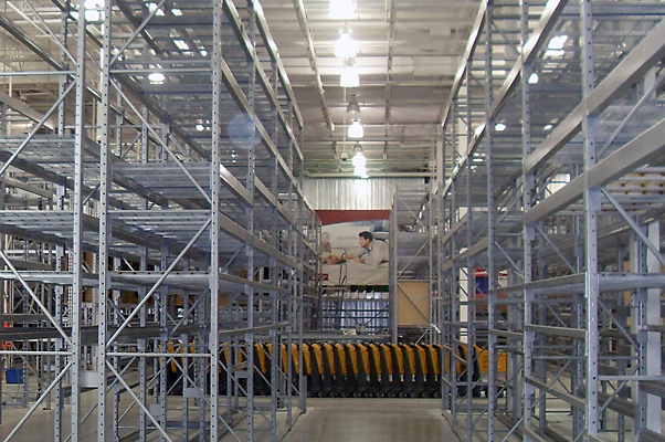 Racking Storage Solutiong From Equipement Industriel RC