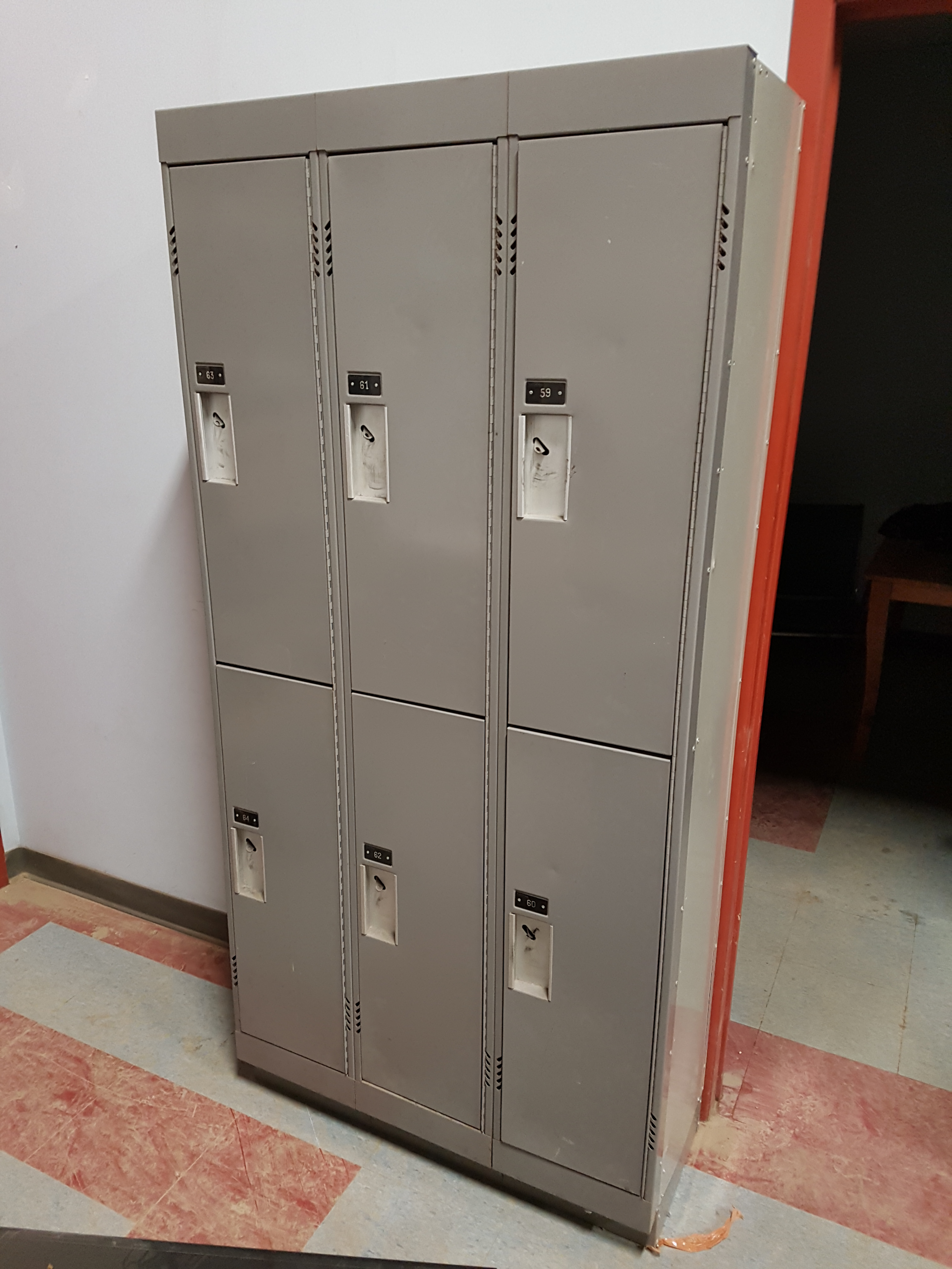 Multi Tier Storage Lockers - Equipement Industriel RC